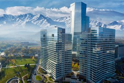 Direct round-trip flights from Kiev to Almaty, Kazakhstan on sale for 109 €