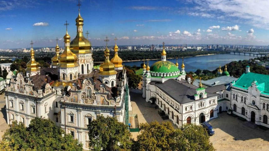 Direct return flights from London to Kiev from only 55 £