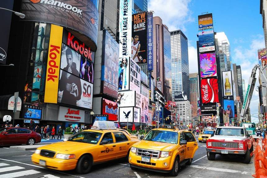 Direct round-trip flights from Kiev to New York for just 401 €