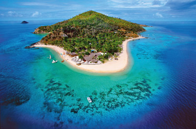 2 in 1 ! Round-trip flights from Bordeaux to Fiji with 3 nights stopover in Singapore for 787 €