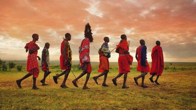 Round-trip flights from Riga to Nairobi, Kenya for 366 €