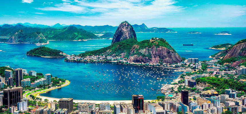 Round-trip flights from FRANCE to Rio de Janeiro, BRAZIL on sale from just 352 €