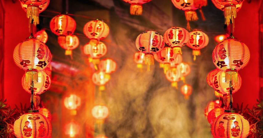 CHINESE NYE ! Direct round-trip from Prague to CHINA for just 354 €