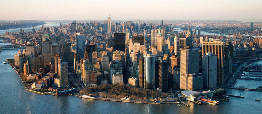 Direct round-trip flights from Edinburgh to New York for only 234 £