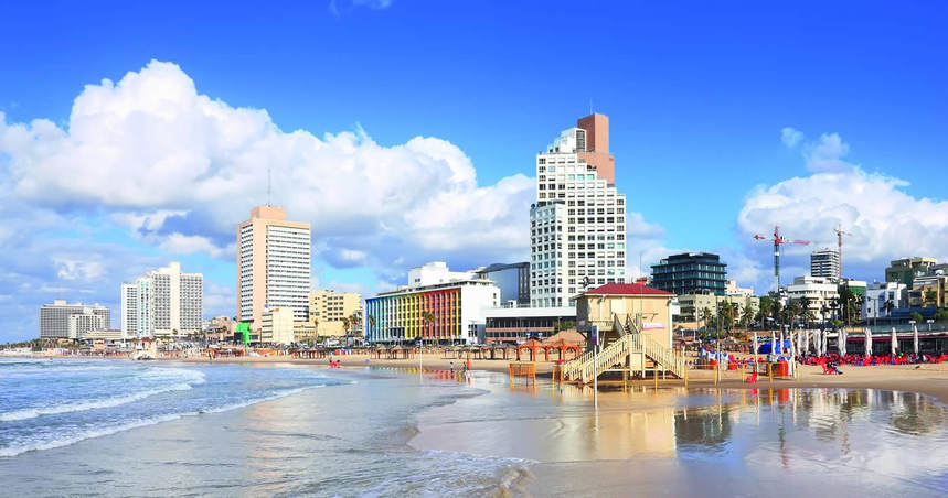 Summer ! Direct return flights from Lublin to Tel Aviv from only 71 €