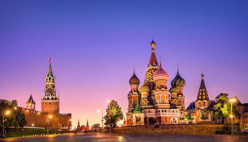 Return flights from Baden-Baden to Moscow for just 59 €