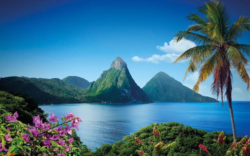 Last Minute ! Direct return flight from London to Saint Lucia for just 235 £