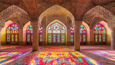 Direct round-trip flights from Kiev to Teheran, Iran for just 71 €