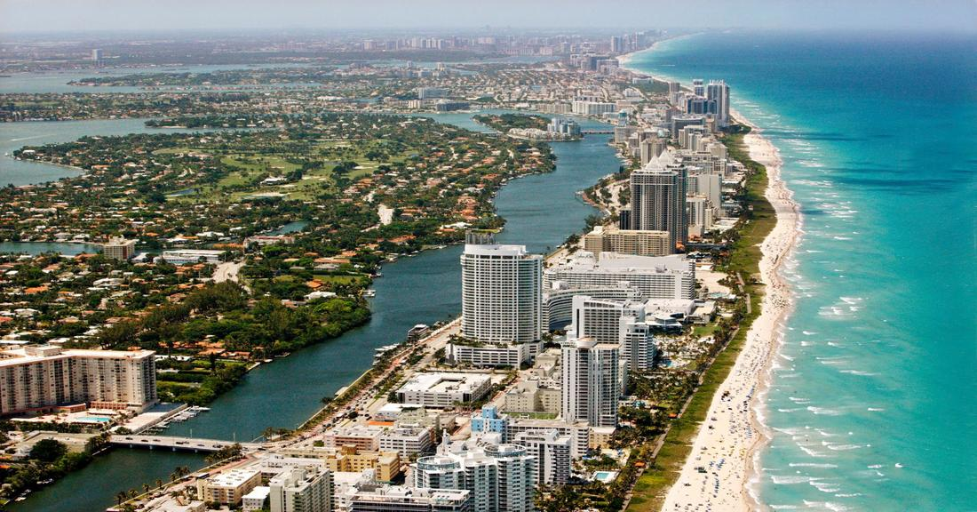 Summer return flights from Stockholm to Miami in offer for just 265 € / 2,641 SEK