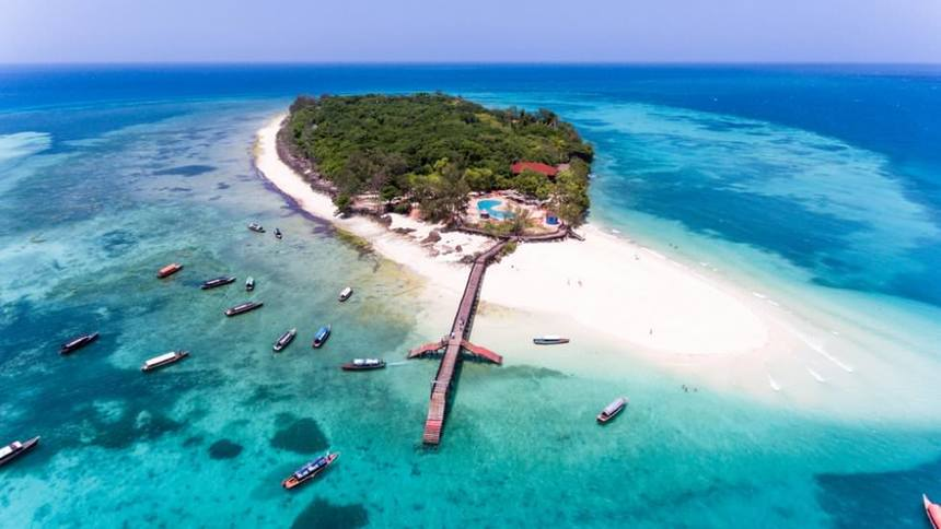 2 in 1 ! Return flights from London to exotic Zanzibar with 3 nights stop-over in Istanbul from just 288 £