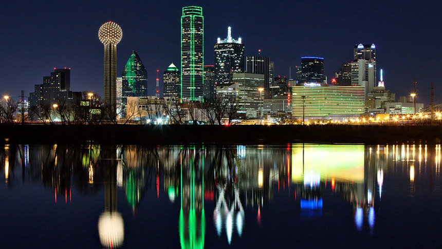 Summer return flights from Bucharest to Dallas from just 345 €