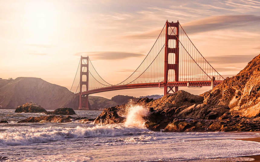 Summer 2018 ! Direct return flights from Barcelona to San Francisco from just 238 €