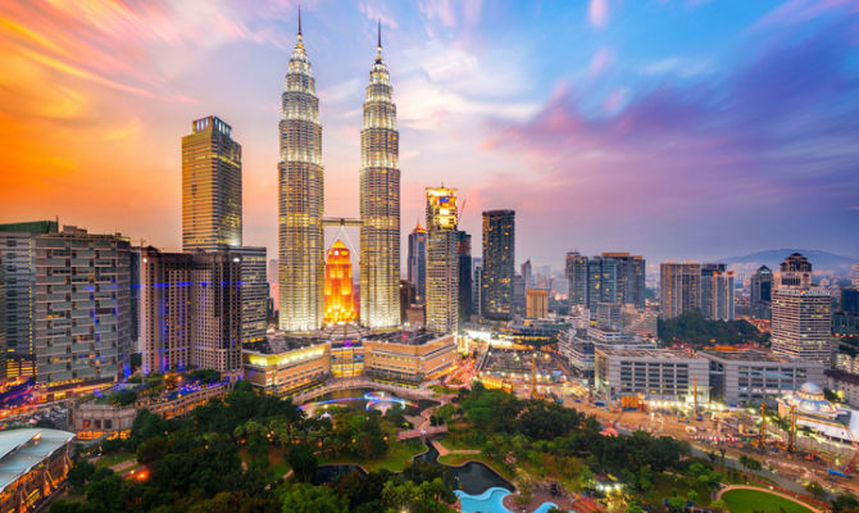 Baltic Capitals to Kuala Lumpur, Malaysia from just 376 €