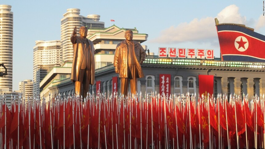 Round-trip flights from Sofia to NORTH KOREA for 524 €