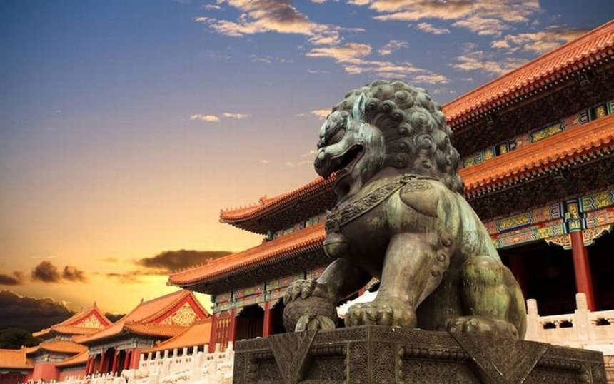 Return flights from Helsinki to Beijing from just 296 €