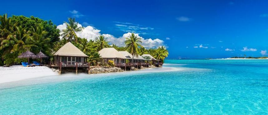 2 in 1 trip from Lyon to Fiji with 4/5 nights stop-over in Singapore for 755 €