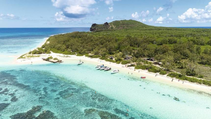 Direct return flights from Munich to Mauritius from only 375 €