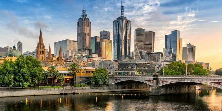 Round-trip flights from London to Melbourne, Australia for 449 £