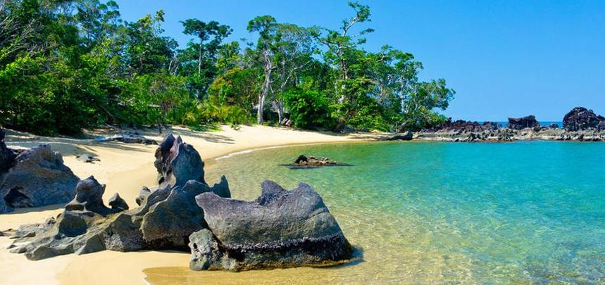 Return flights from Rome to Nosy Be, Madagascar for 538 €
