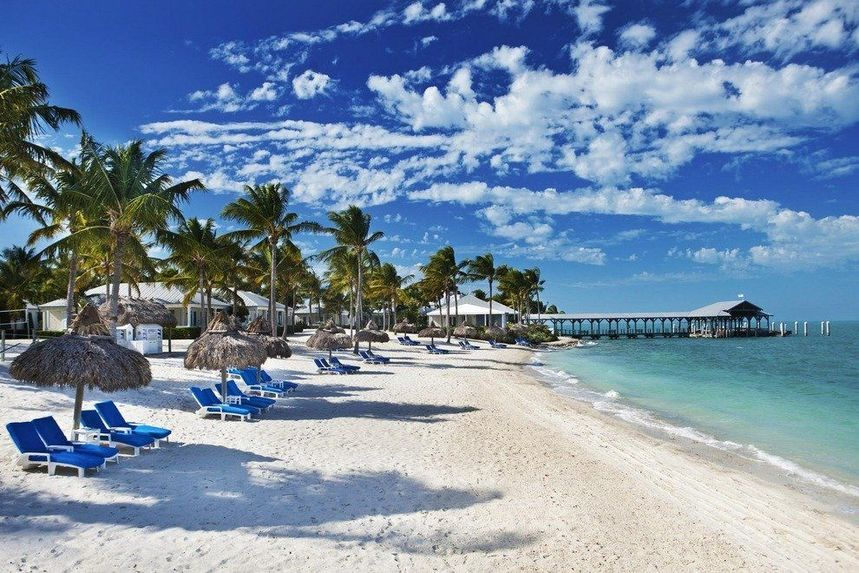 Return flights from Stockholm to Key West, USA for just 303 €