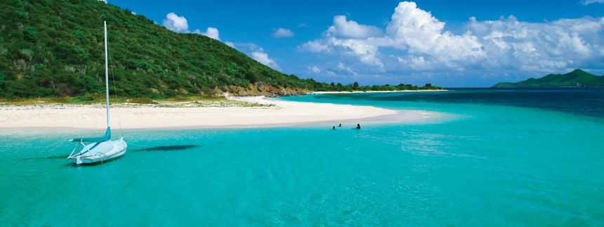 Return flights from Bilbao & Barcelona to US Virgin Islands from just 300 € with KLM