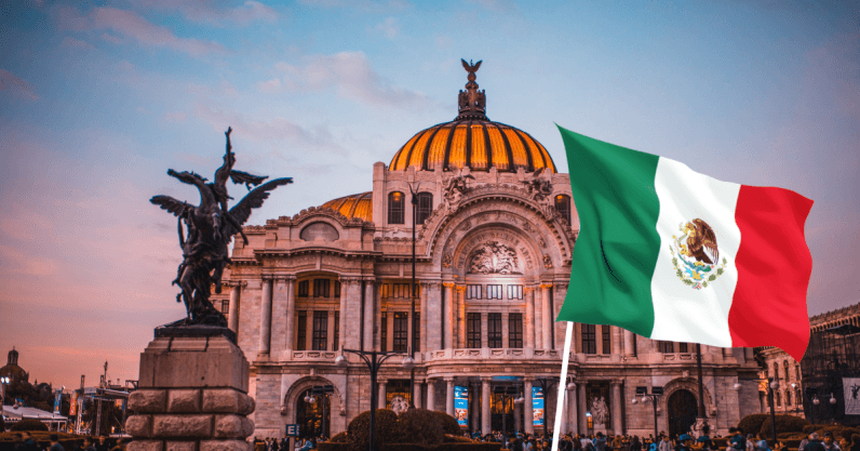 Round-trip flights from Inverness to Mexico City for 335 £
