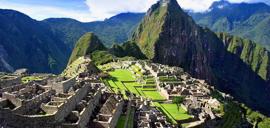 Round-trip flights from Amsterdam to Lima, PERU for 394 €