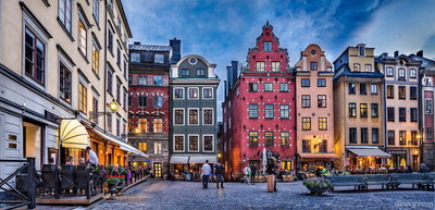 Return flights from Prague to Stockholm from only 57 €
