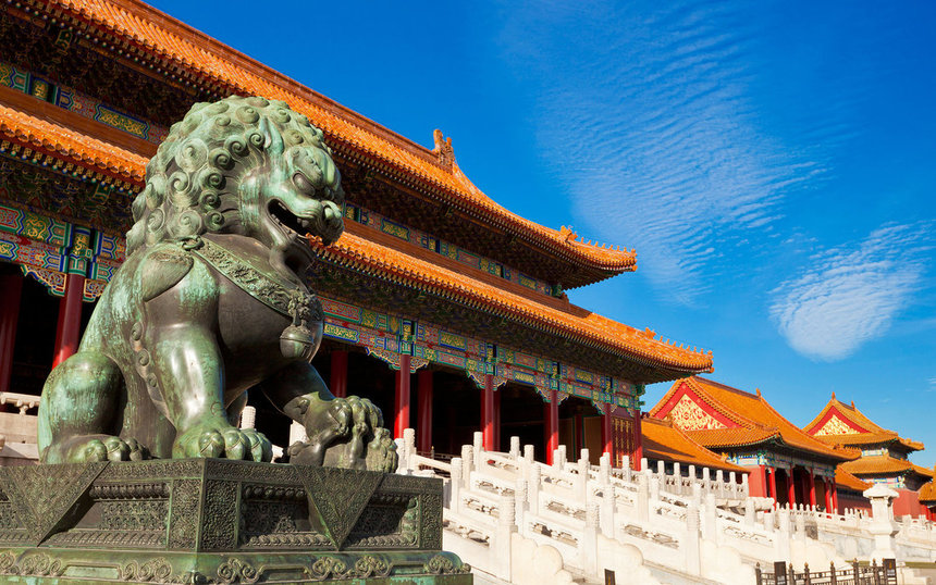 Direct return flights from Manchester to Beijing for only 351 £