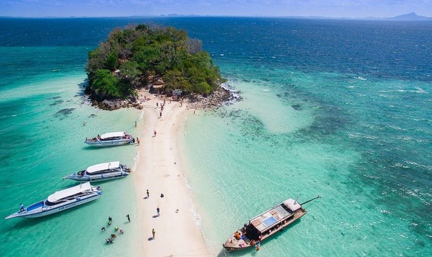 Round-trip flights from Sofia to Krabi, Thailand for just 396 €