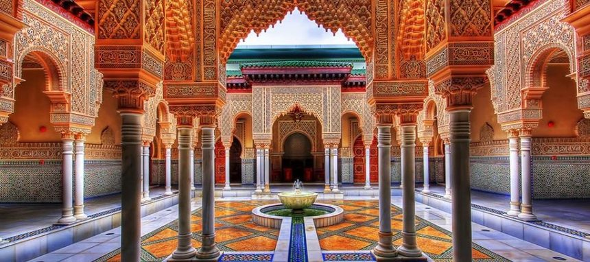 XMAS ! Direct round-trip flight from Porto to Marrakech, Morocco for 62 €