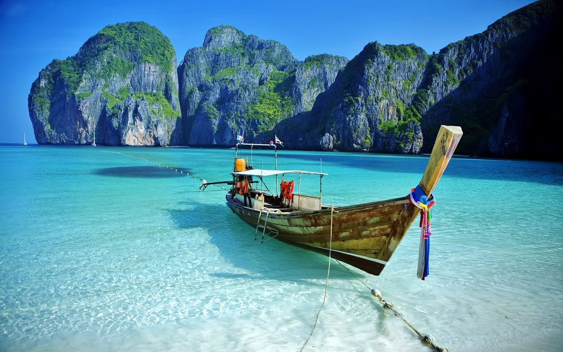 Return flights from Budapest to Phuket, Thailand for just 387 €