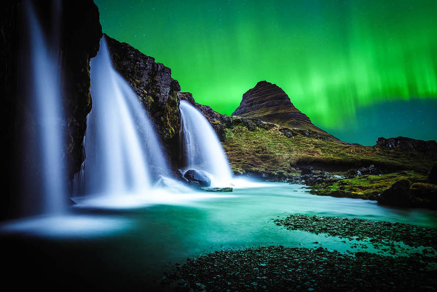 XMAS in Iceland ! Round-trip flights from Poznan to Reykjavik on sale from just 52 € ( WIZZ Discount Club )