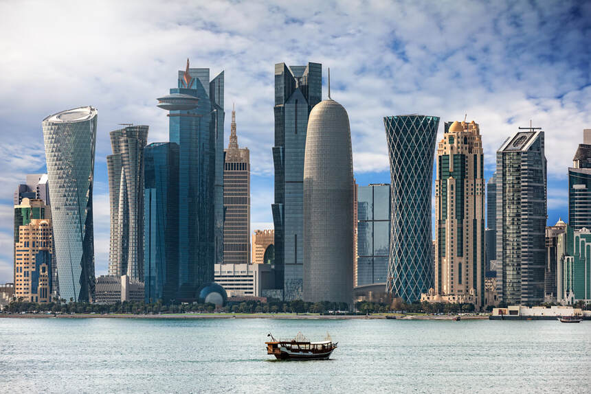Round-trip flights from Athens to Abu Dhabi, UAE for 219 €