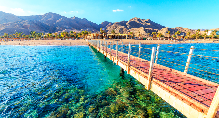Direct round-trip flights from Budapest to Eilat, ISRAEL for 22 €