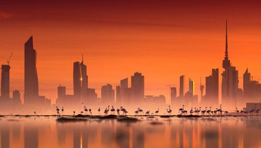 Round-trip flights from Sarajevo to KUWAIT for 140 €