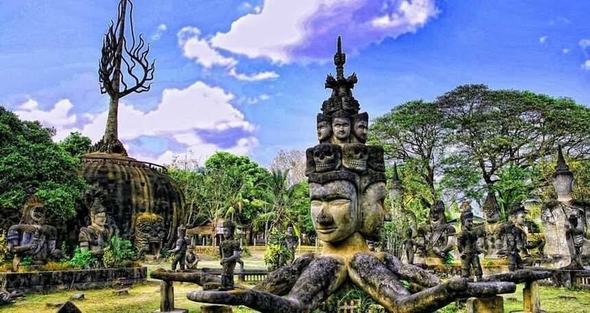 Round-trip flights from Vienna to LAOS on sale from 341 € ( SUMMER TOO )