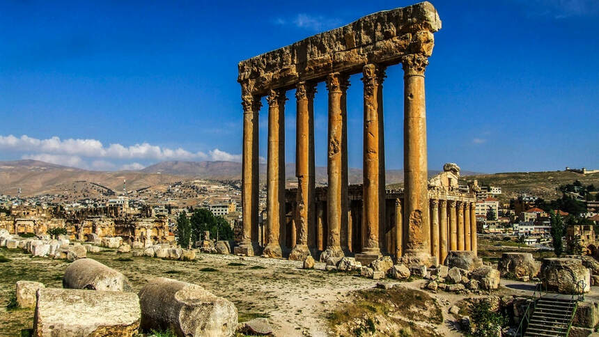 Round-trip flight from Amsterdam to Beirut, Lebanon for 98 €