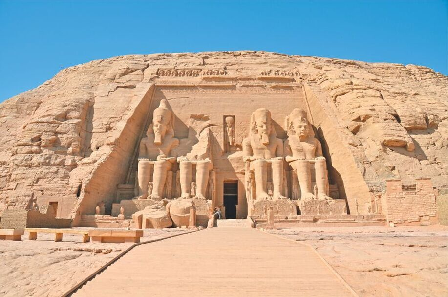 XMAS & NYE ON THE NILE ! Round-trip flights from Athens to Luxor, EGYPT for 152 €