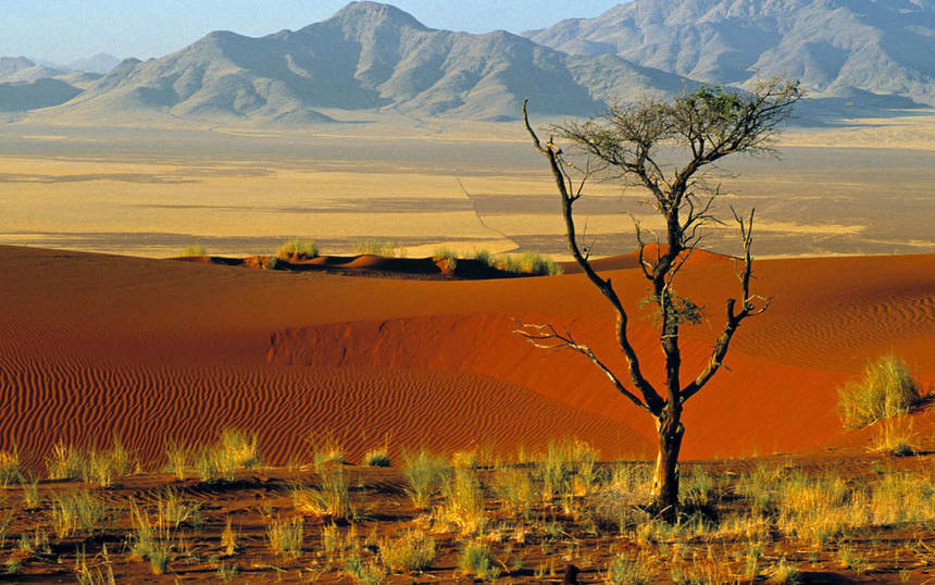 Return flights from Ljubljana to Namibia from just 366 €