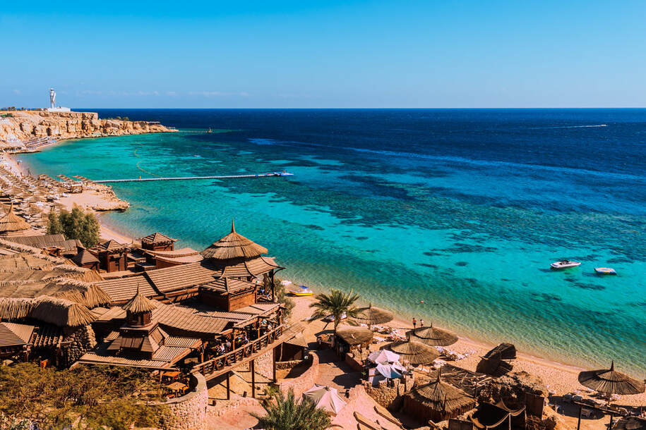 SUMMER 2021 ! Direct flights from Milan to Sharm el-Sheikh, EGYPT for 94 €
