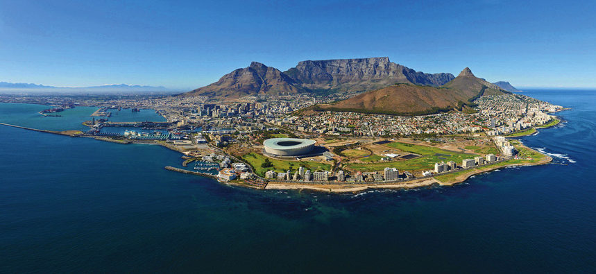 Christmas in South Africa !! Round-trip flights from Porto to Cape Town for just 386 € !!