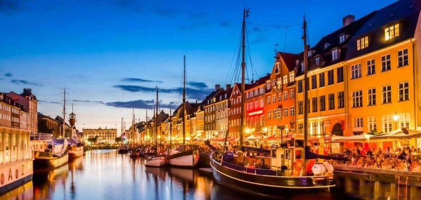 Round-trip flights from Sibiu to Copenhagen for just 17 €