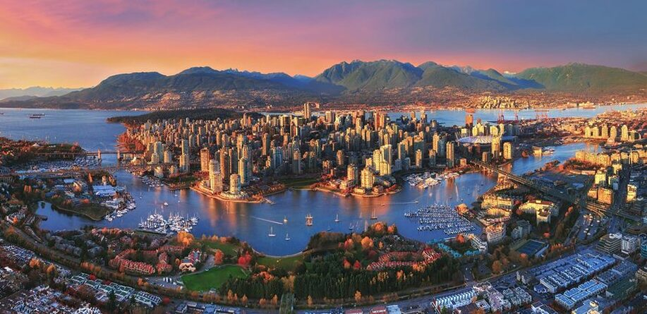 Round-trip flights from Wroclaw to Vancouver, CANADA for just 240 €