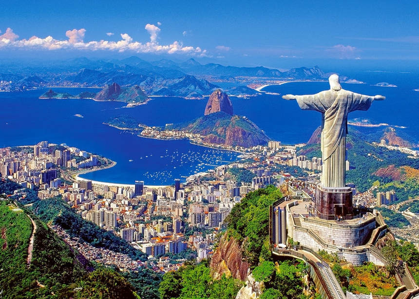 Direct return flights from Warsaw to Rio de Janeiro from just 354 € / 1,499 PLN