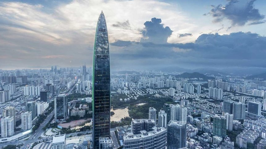 Direct round-trip flights from Dublin to Shenzhen, CHINA for just 354 €