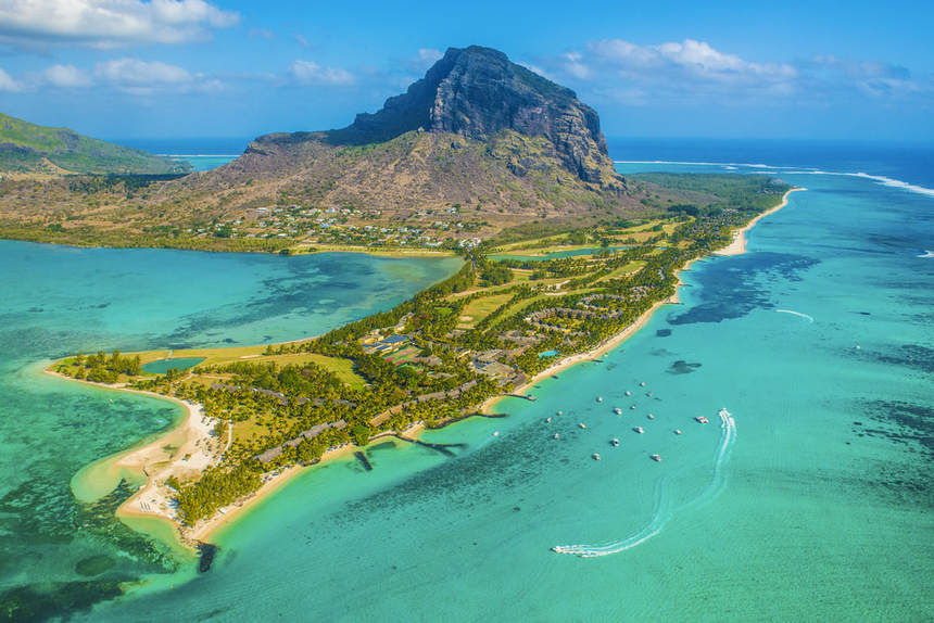 Super Deal ! Return flights from Geneva to Mauritius for just 266 € !