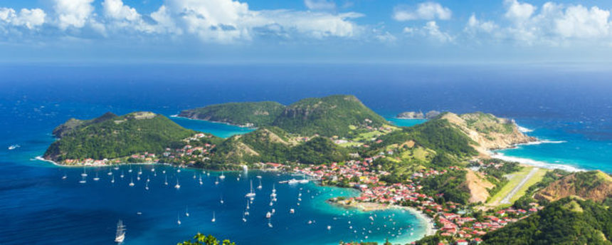 Return flights from Budapest to Guadeloupe for just 357 €