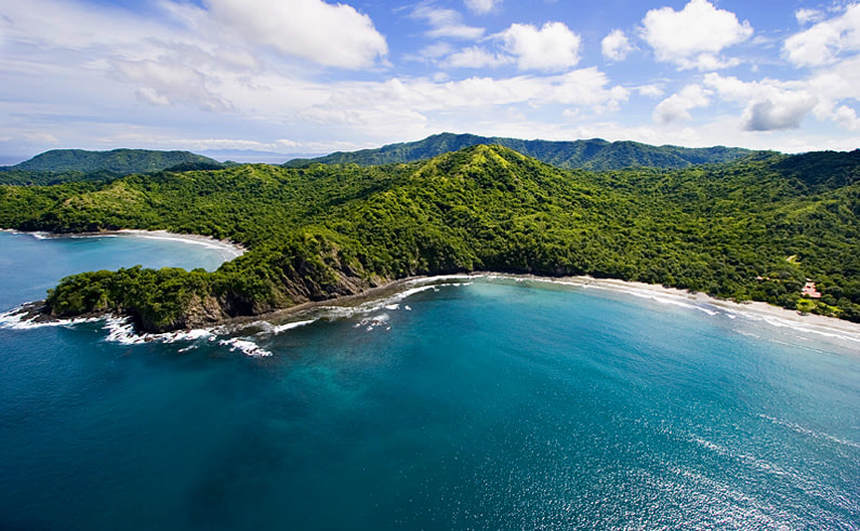 Direct round-trip flights from London to Liberia, Costa Rica for just 269 £