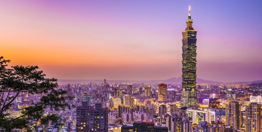 Round-trip flights from Munich to Taipei, TAIWAN for 310 €